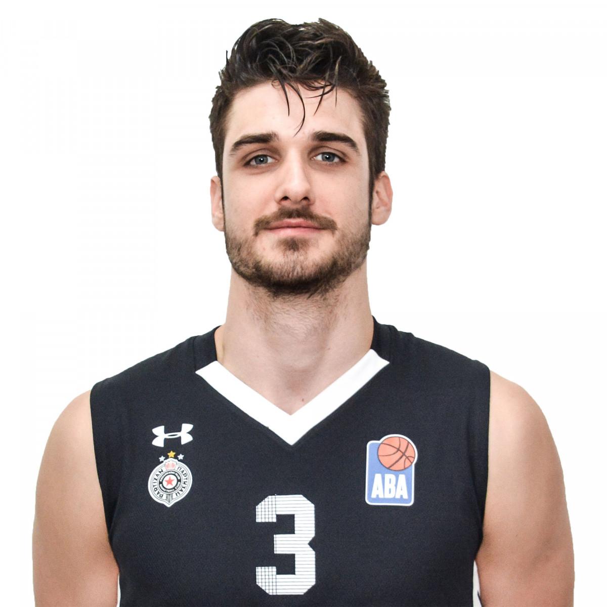 Photo of Rade Zagorac, 2019-2020 season