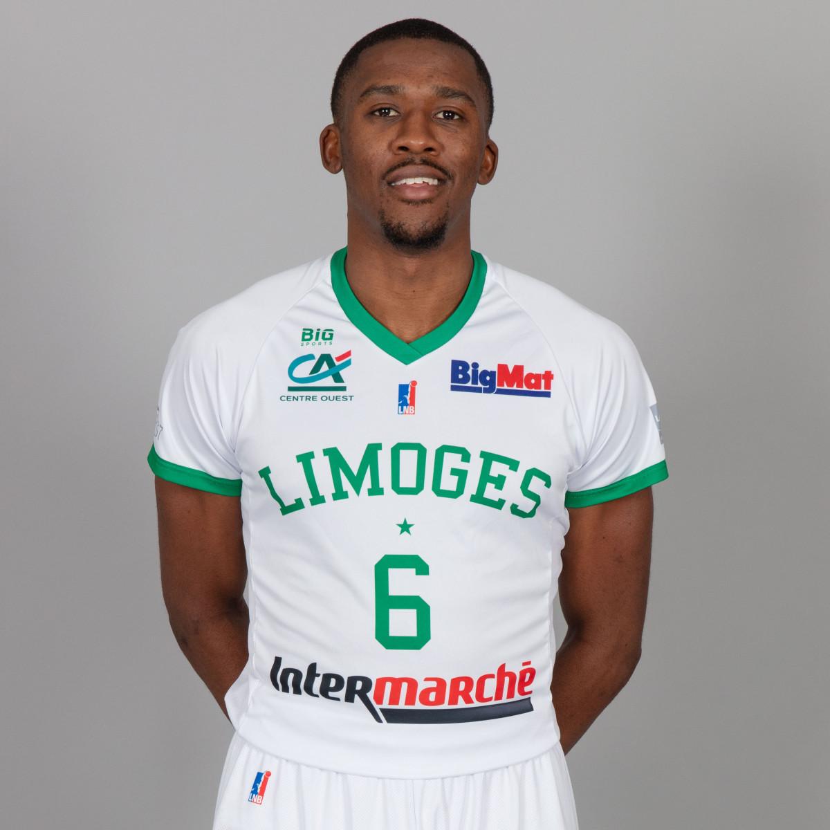 Photo of Semaj Christon, 2019-2020 season