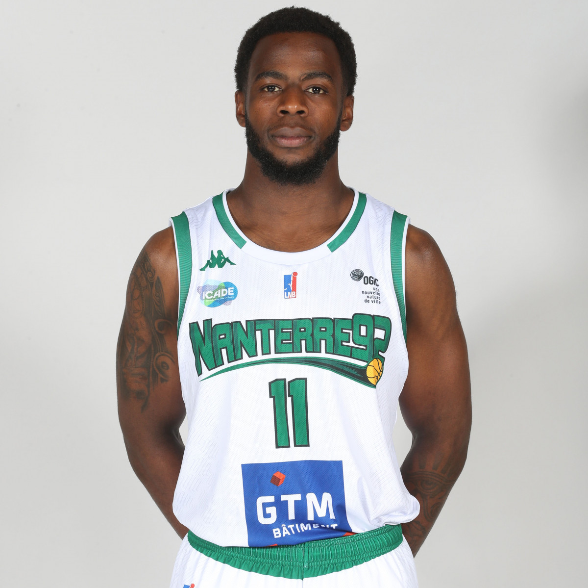 Photo of Kenny Chery, 2019-2020 season