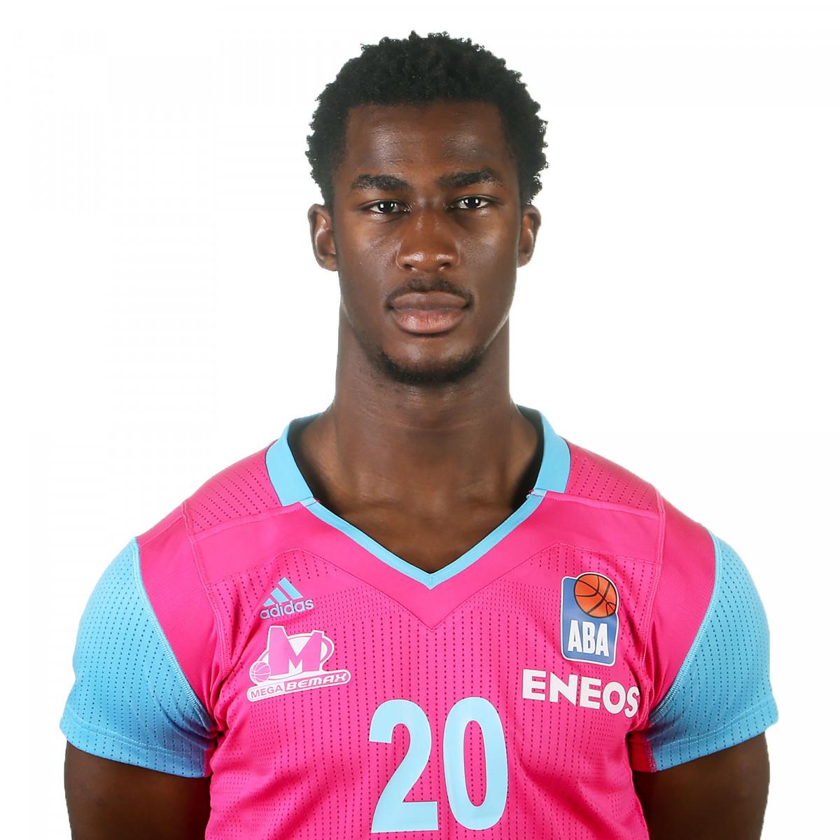 Photo of Adam Mokoka, 2018-2019 season