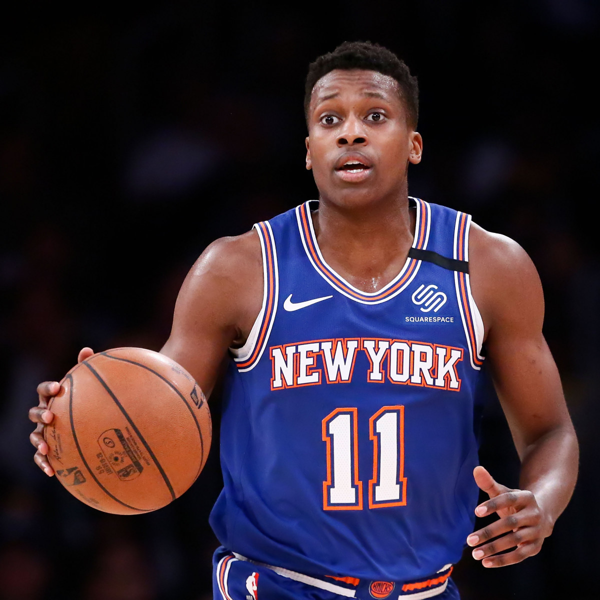 Stats: Frank Ntilikina's Top 10 Scoring Games