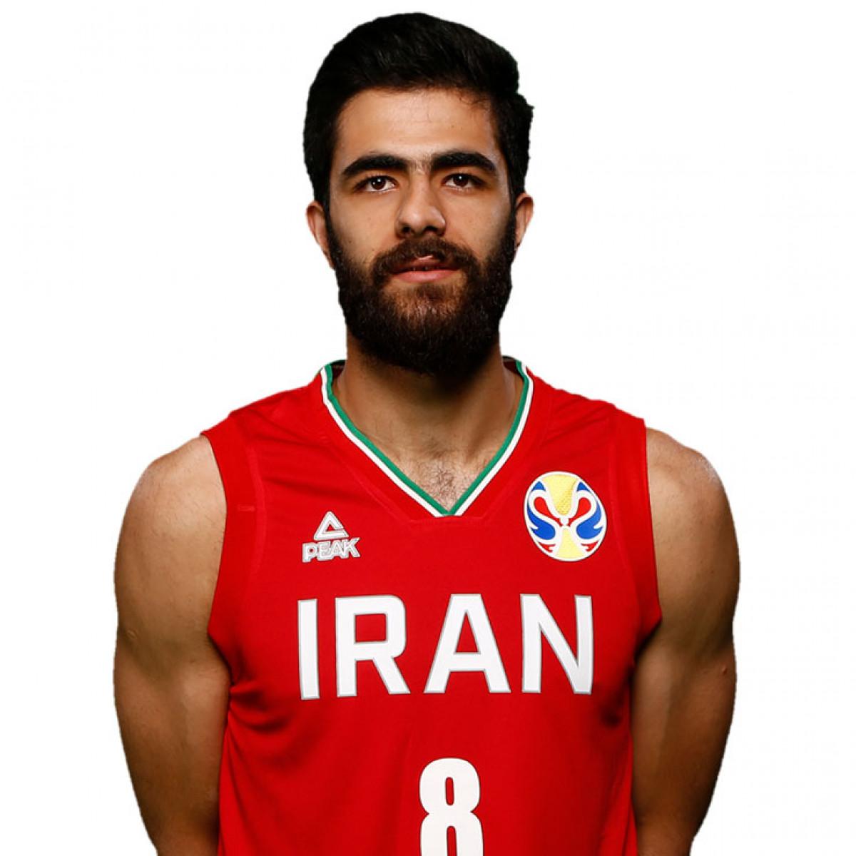 Photo of Behnam Yakhchali, 2019-2020 season