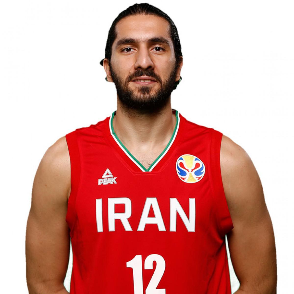 Photo of Arman Zangeneh, 2019-2020 season
