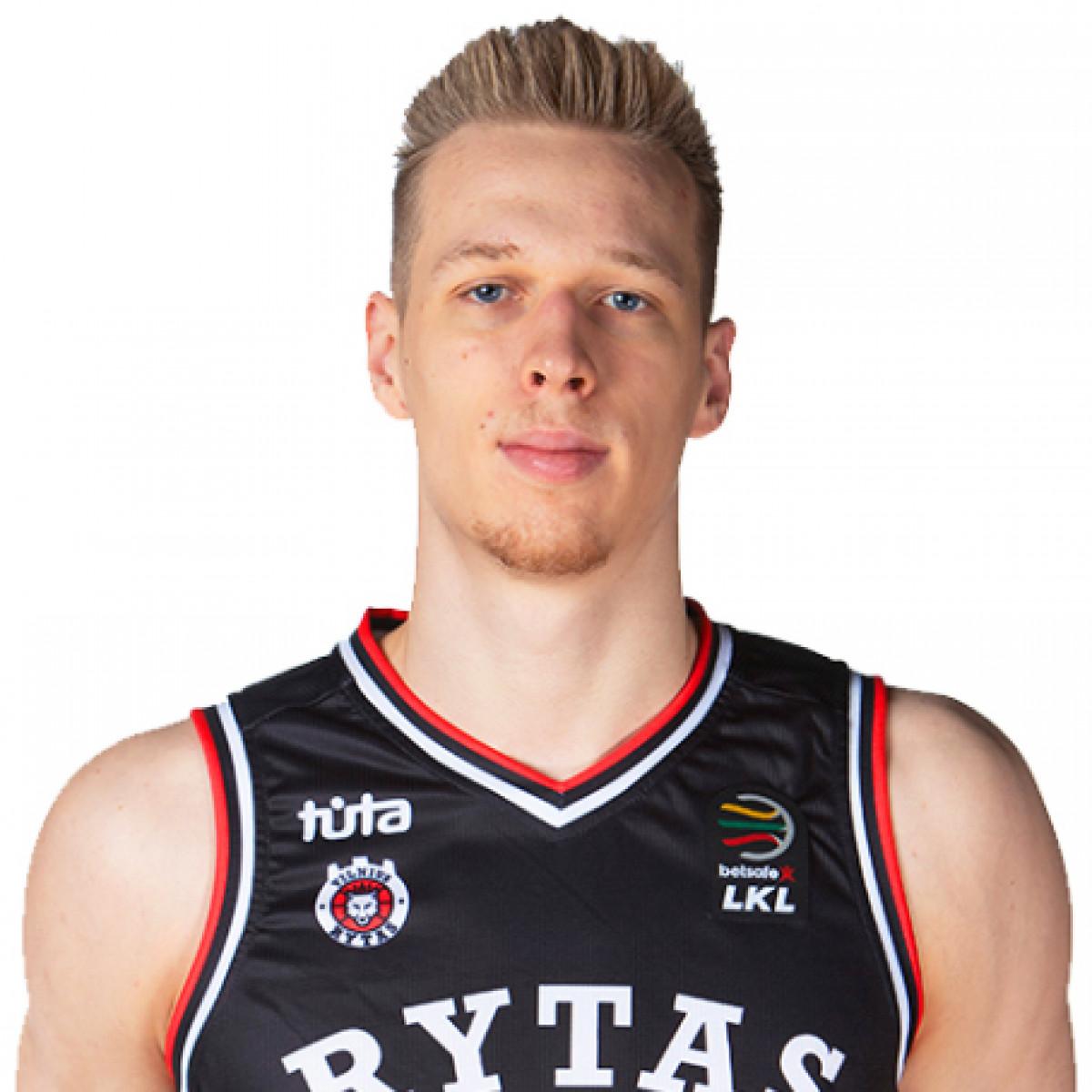 Photo of Martynas Echodas, 2018-2019 season