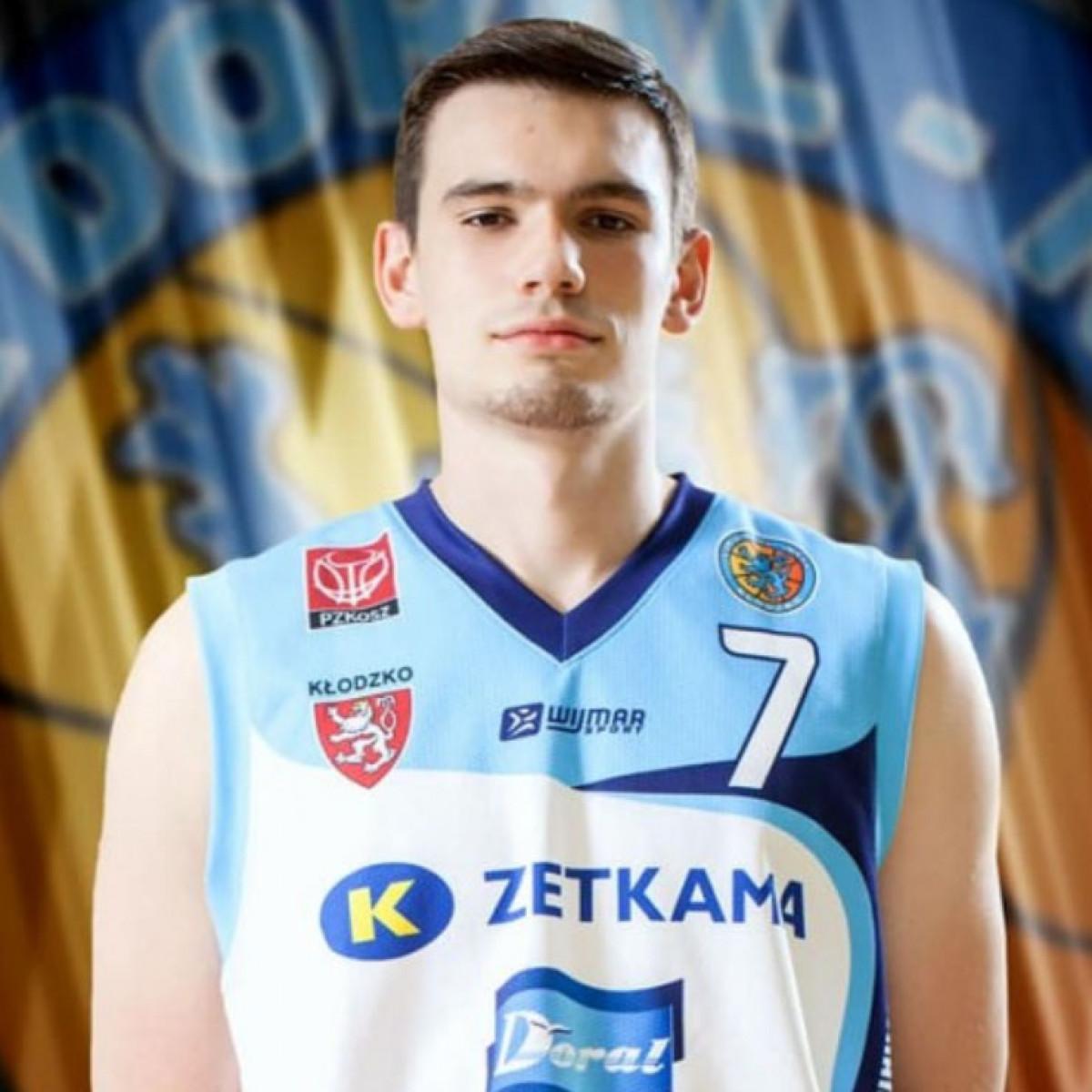 Photo of Dominik Rutkowski, 2017-2018 season
