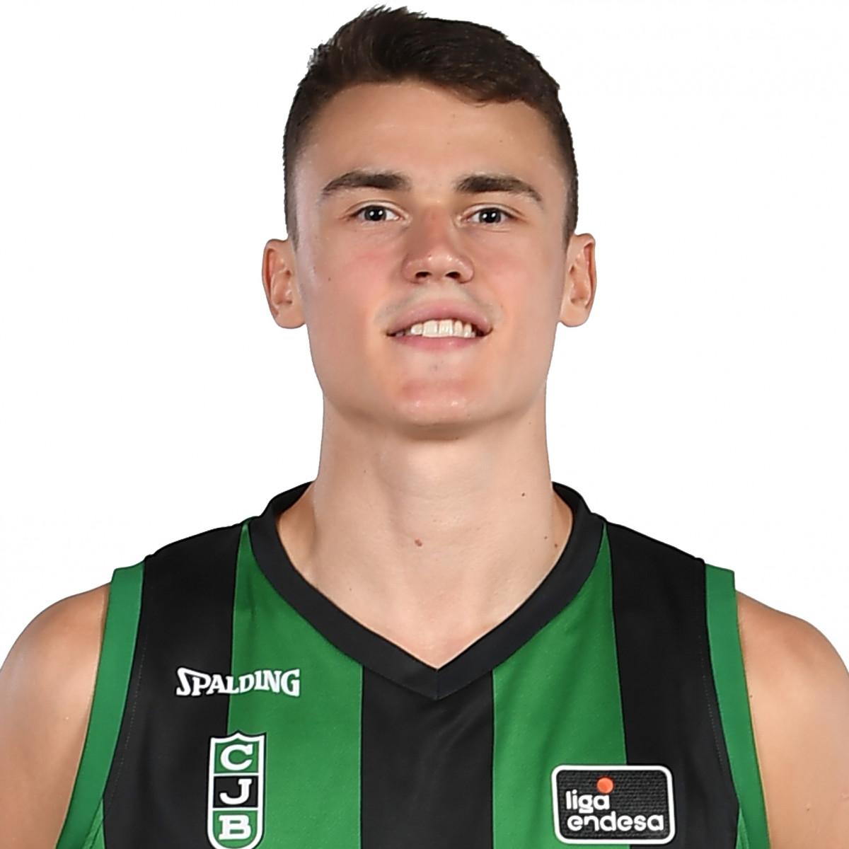 Photo of Nenad Dimitrijevic, 2019-2020 season