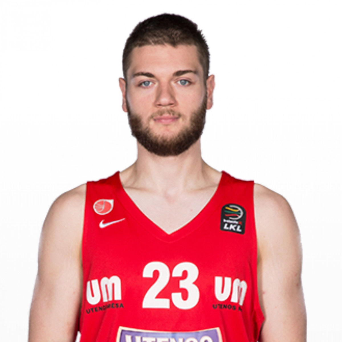 Photo of Martinas Geben, 2018-2019 season