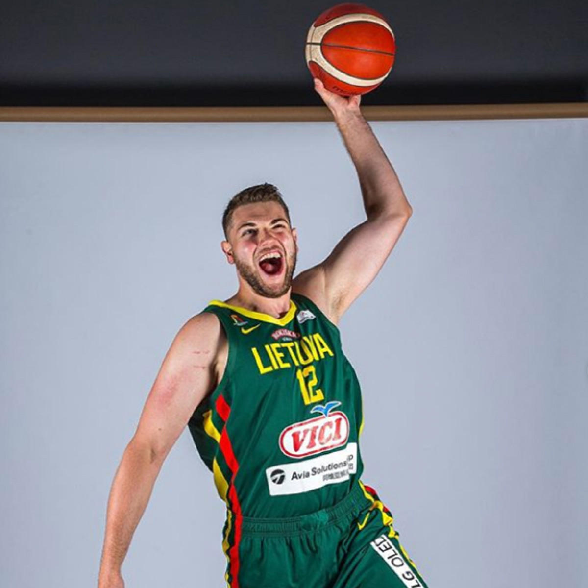 Photo of Martinas Geben, 2019-2020 season