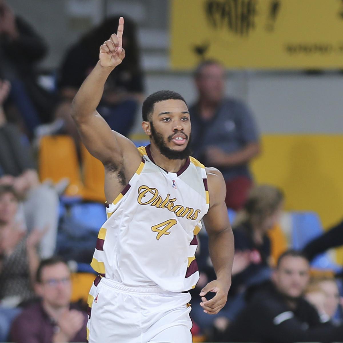 Photo of Brandon Jefferson, 2018-2019 season