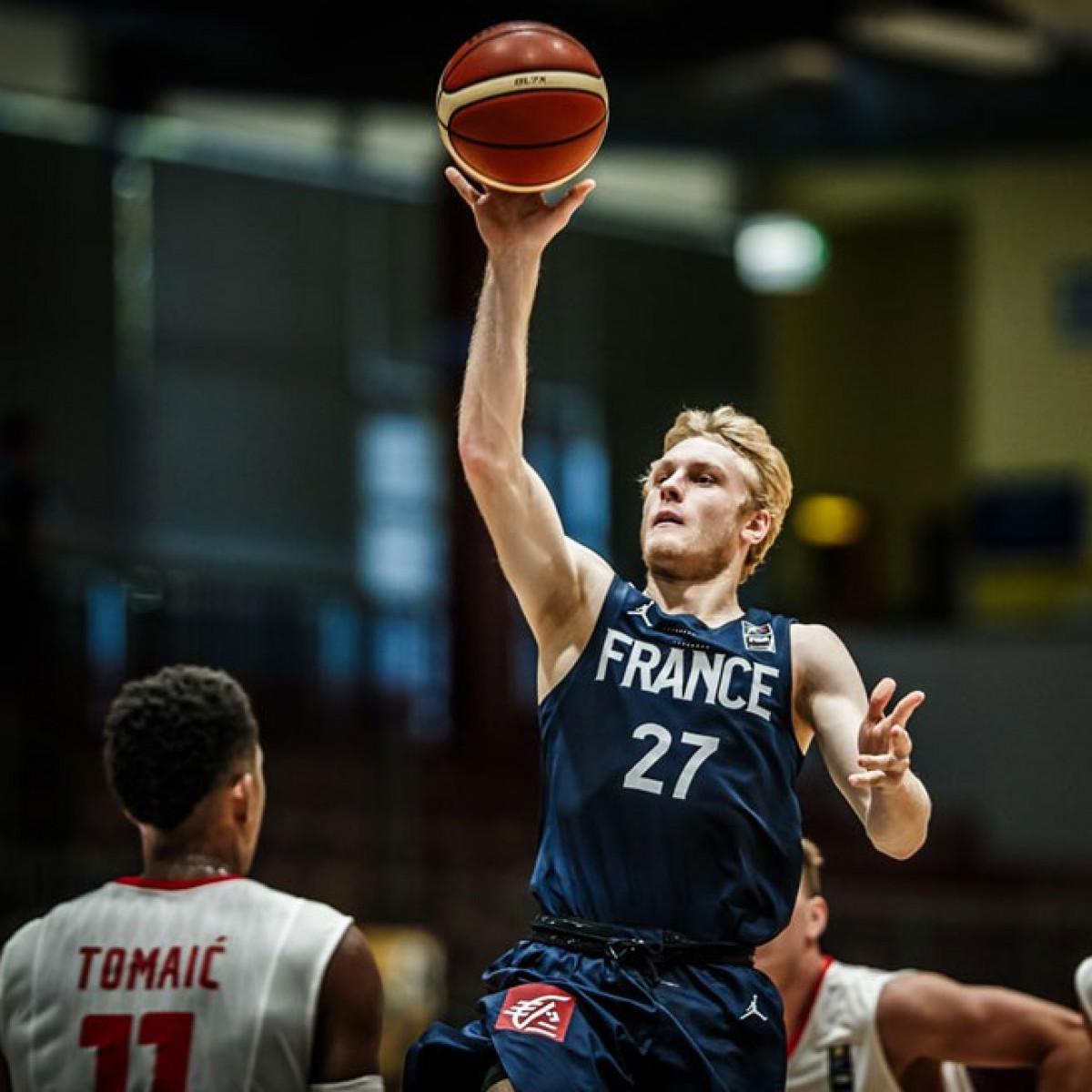 Photo of Thibault Desseignet, 2018-2019 season