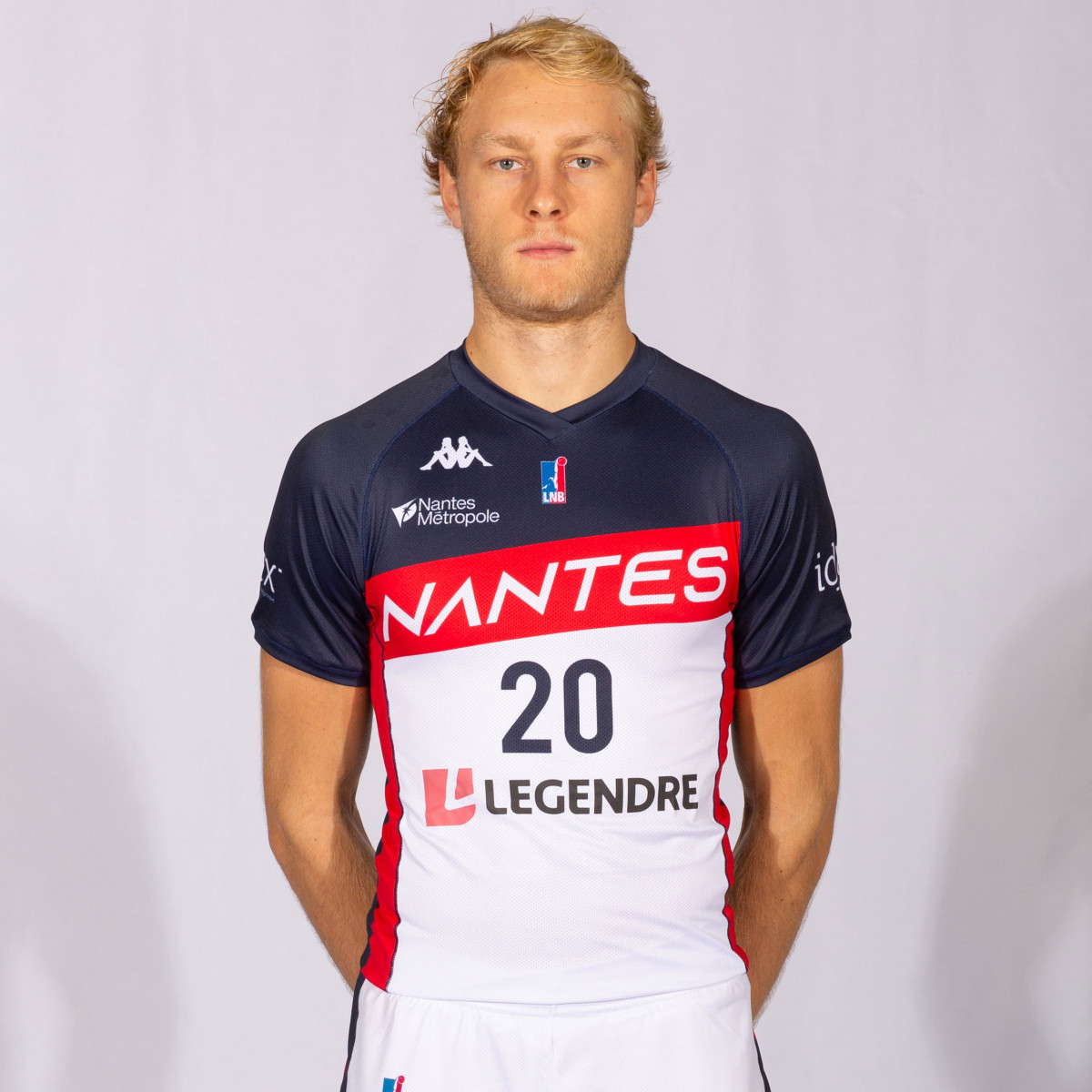 Photo of Thibault Desseignet, 2019-2020 season