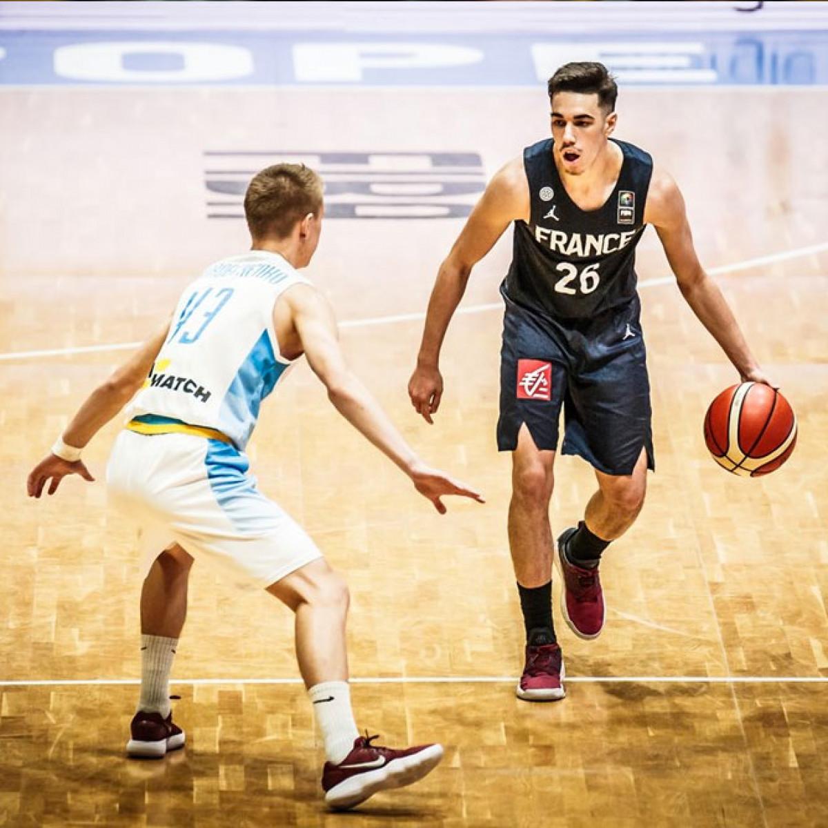 Photo of Enzo Goudou-Sinha, 2018-2019 season