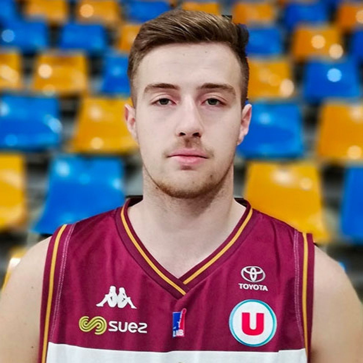 Photo of Clement Dezalle, 2018-2019 season