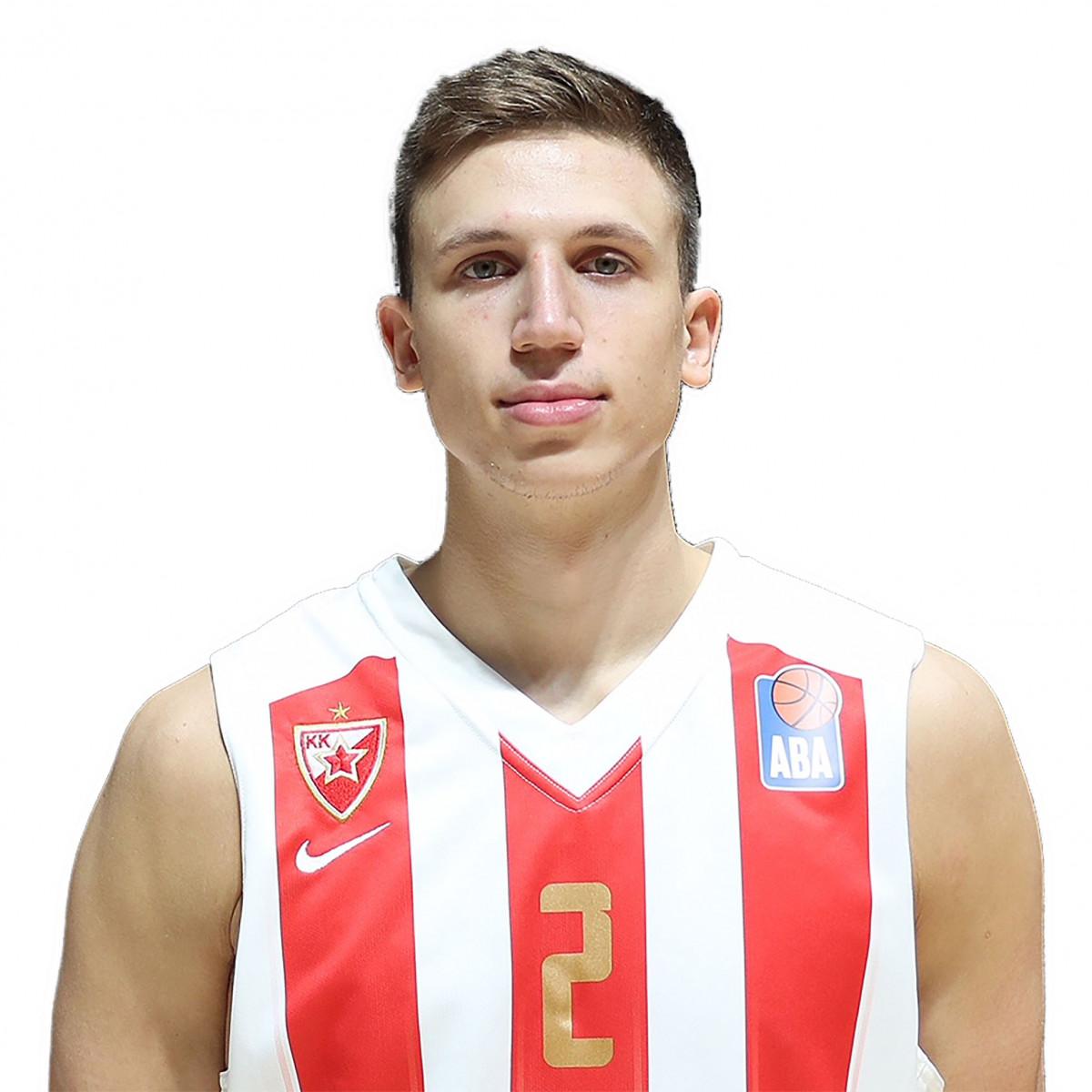 Photo of Aleksa Radanov, 2018-2019 season