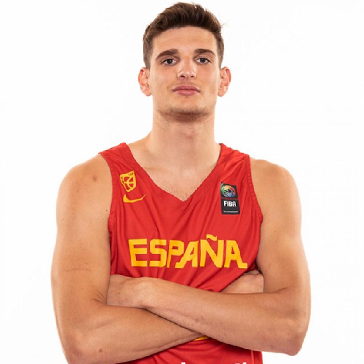 Photo of Sergi Martinez, 2019-2020 season