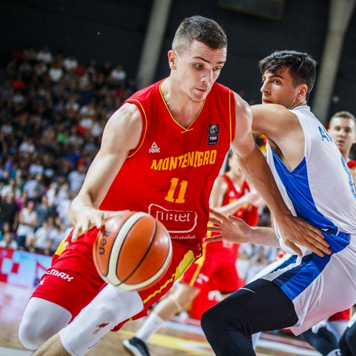 Photo of Marko Simonovic, 2019-2020 season