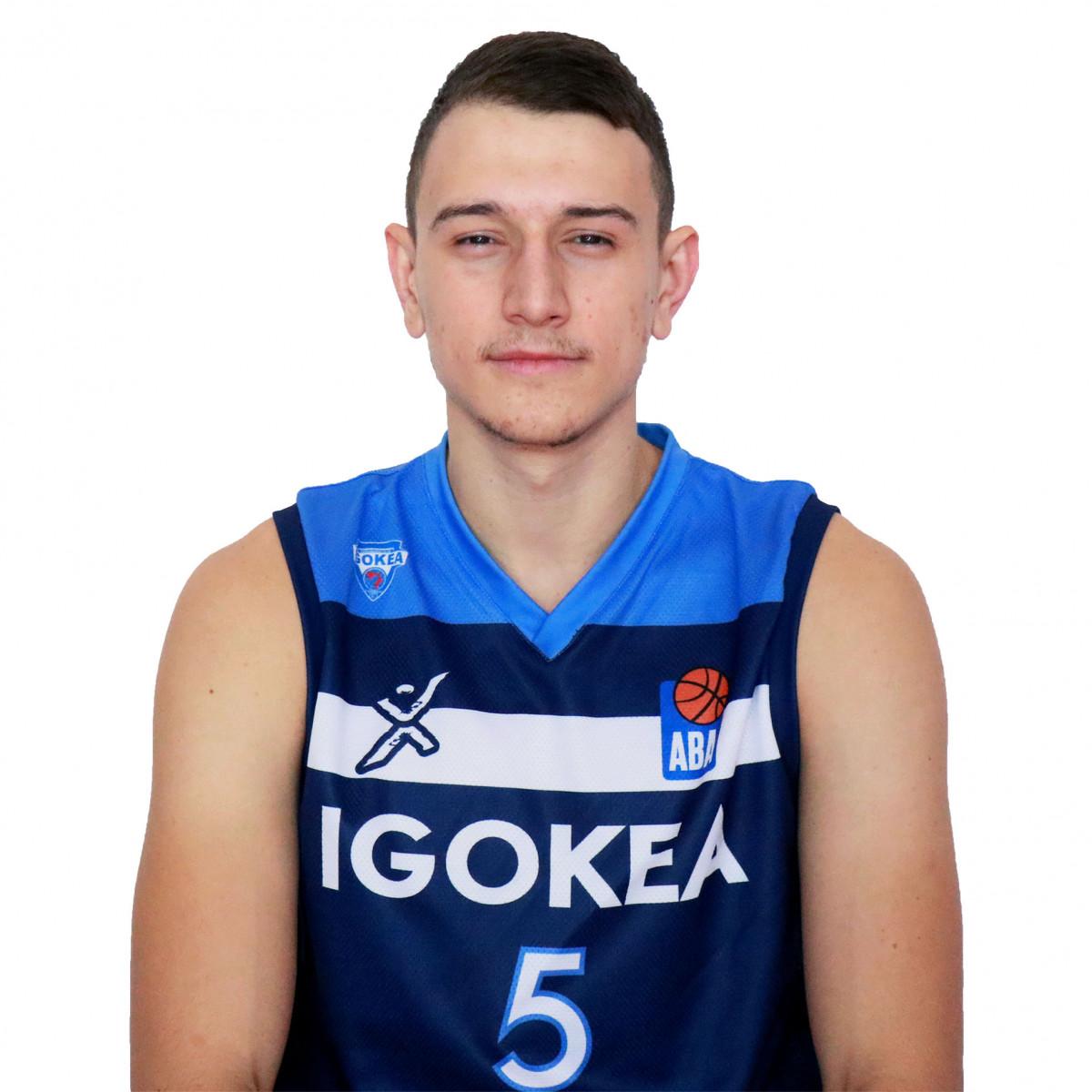 Photo of Darko Talic, 2018-2019 season