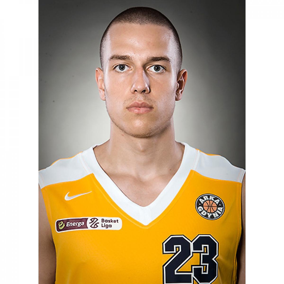 Photo of Grzegorz Kaminski, 2018-2019 season
