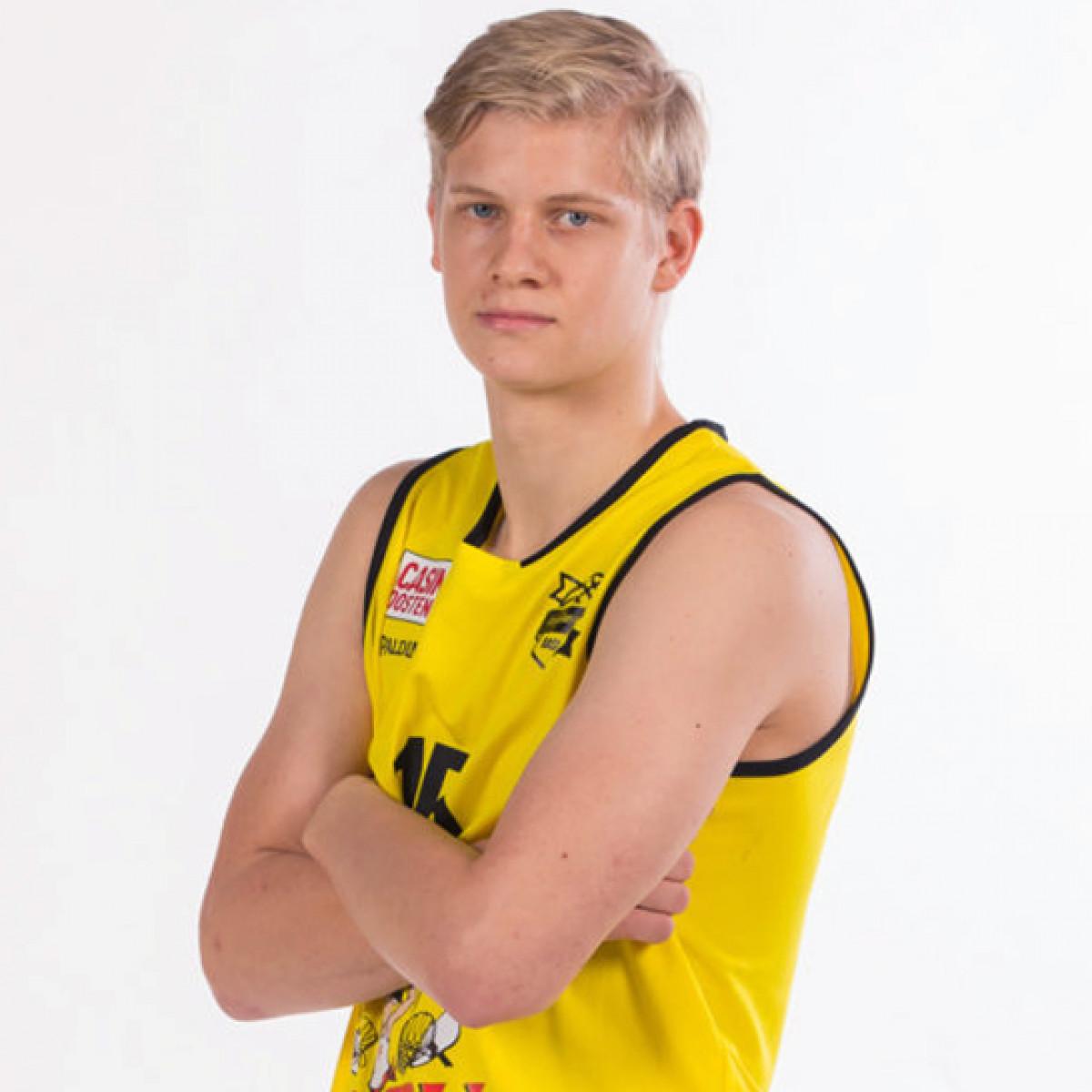 Photo of Keye Van Der Vuurst, 2018-2019 season