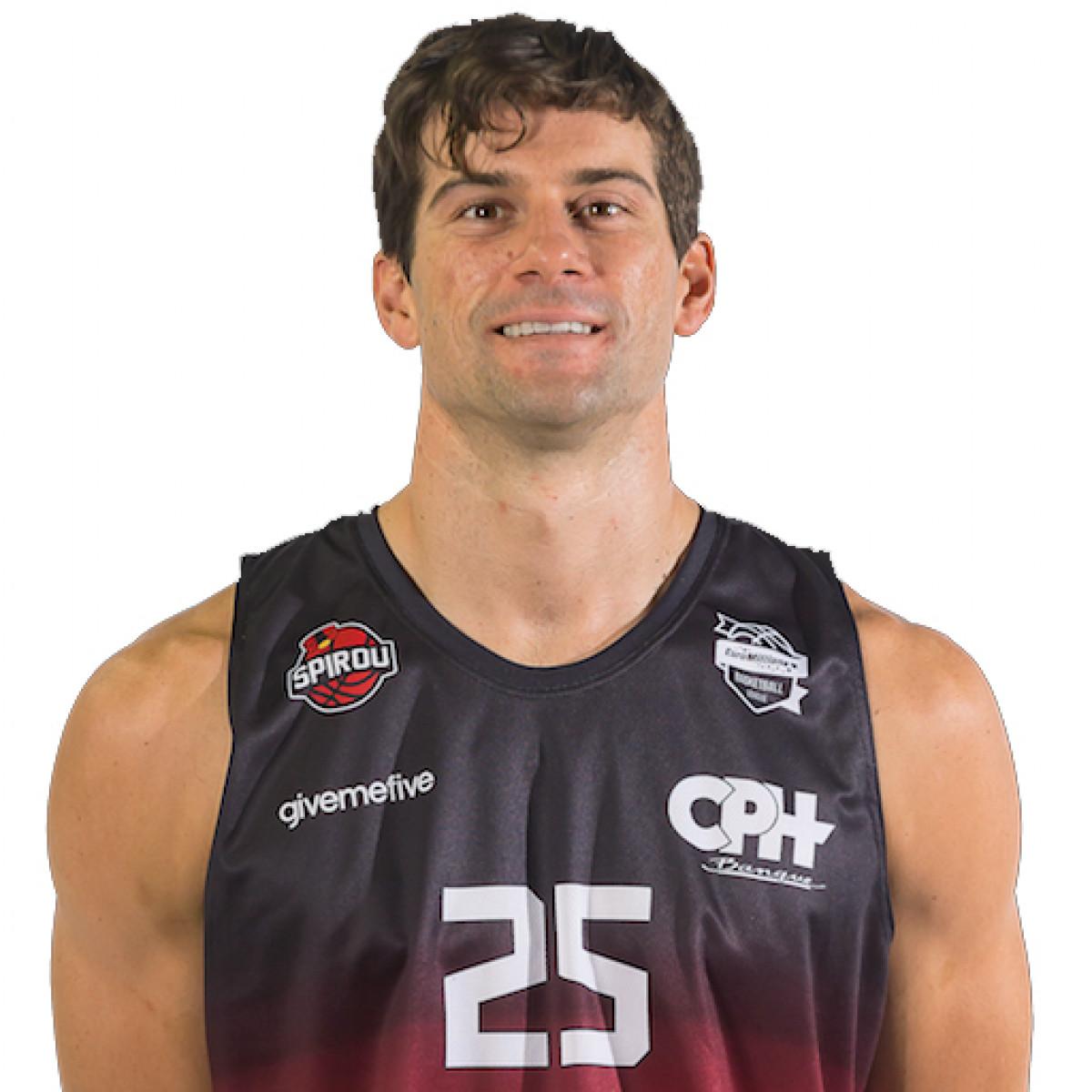 Photo of Joe Rahon, 2019-2020 season