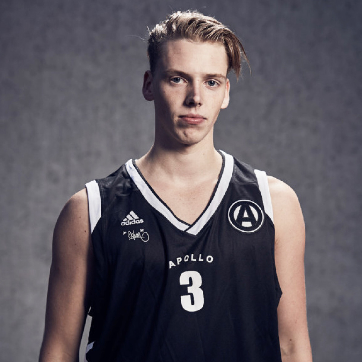 Photo of Lucas Faijdherbe, 2018-2019 season