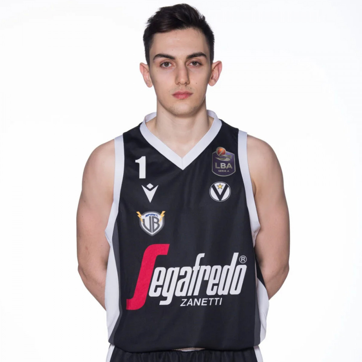 Photo of Lorenzo Deri, 2019-2020 season