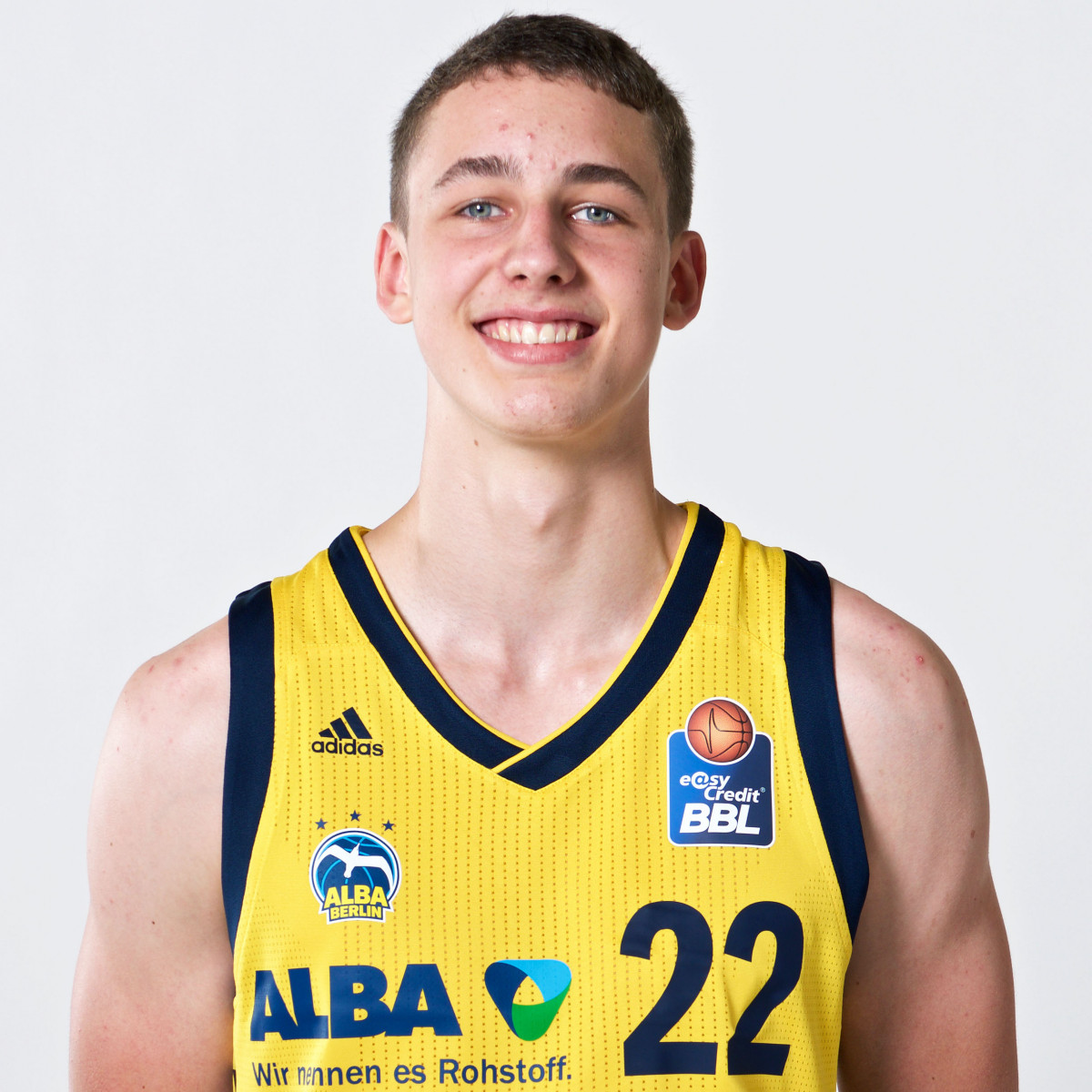 Photo of Franz Wagner, 2018-2019 season