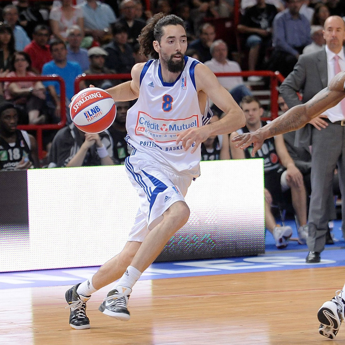 Photo of Sylvain Maynier, 2008-2009 season