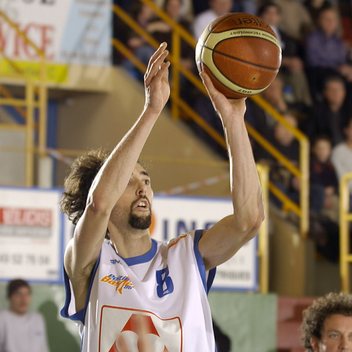 Photo of Sylvain Maynier, 2005-2006 season