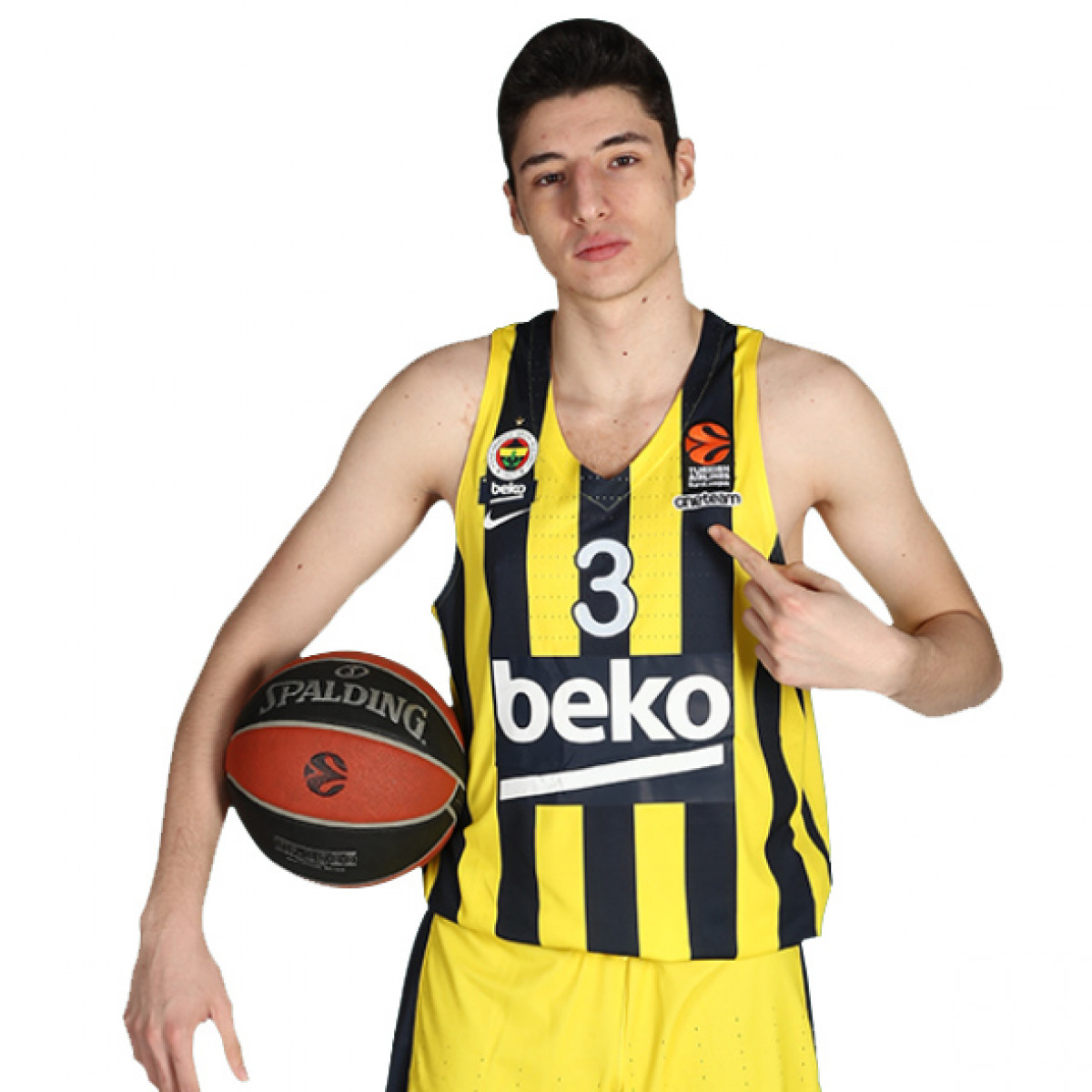 Photo of Ergi Tirpanci, 2018-2019 season