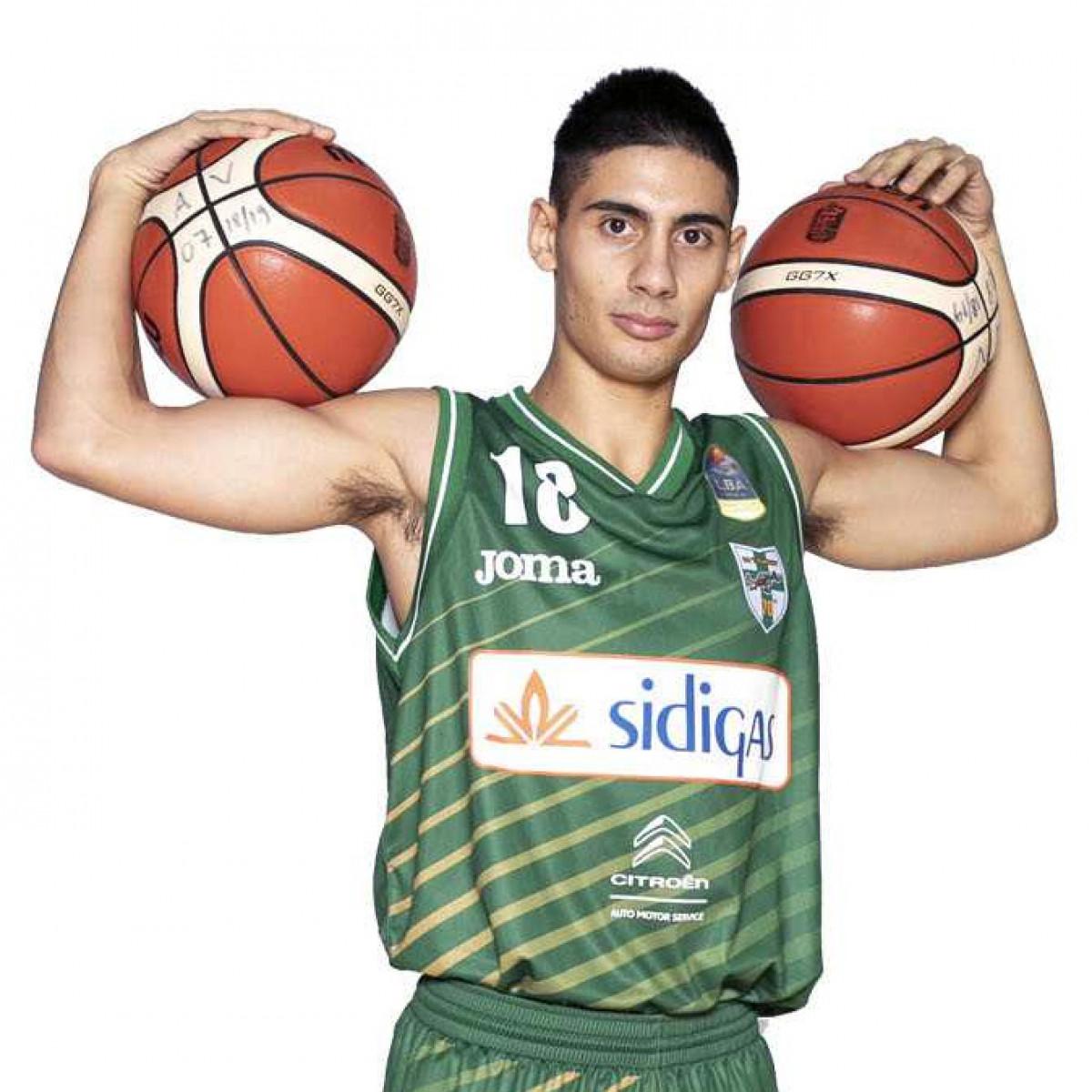 Photo of Antonino Sabatino, 2018-2019 season