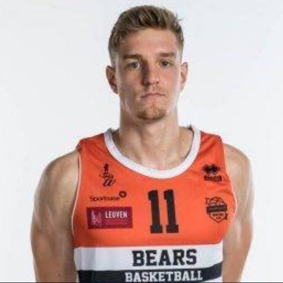 Photo of Seppe D'espalier, 2018-2019 season