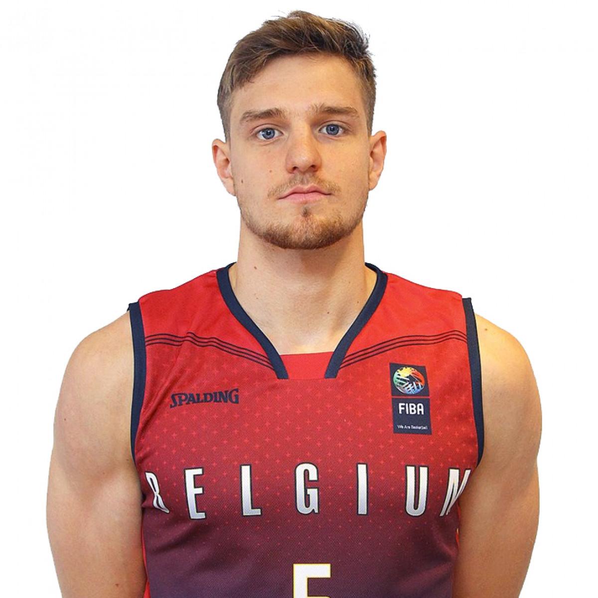 Photo of Seppe D'espalier, 2019-2020 season
