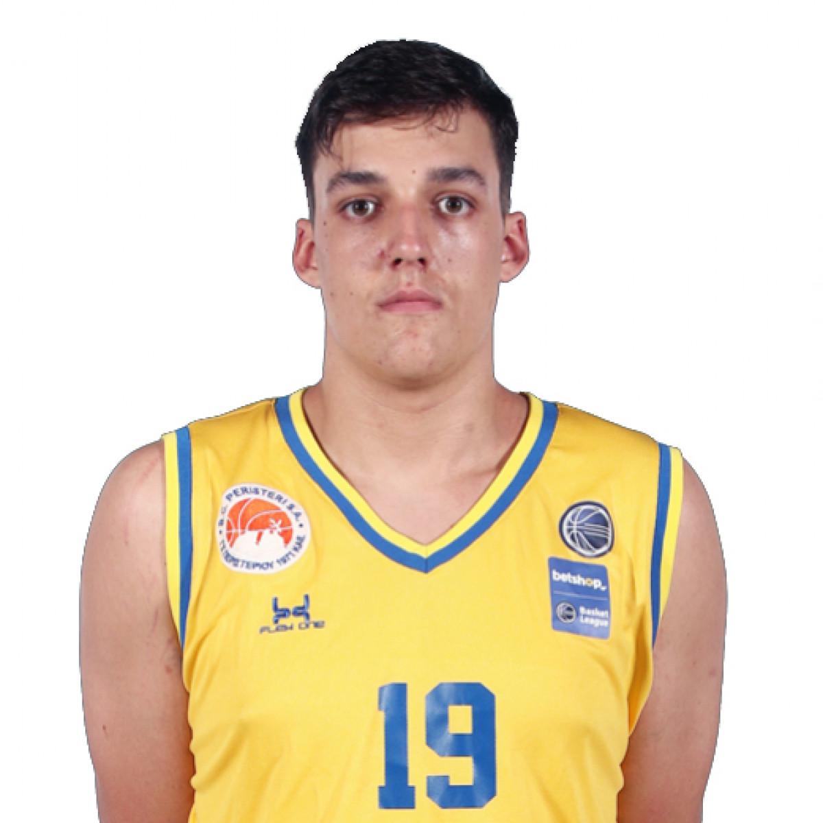 Photo of Konstantinos Kadras, 2018-2019 season