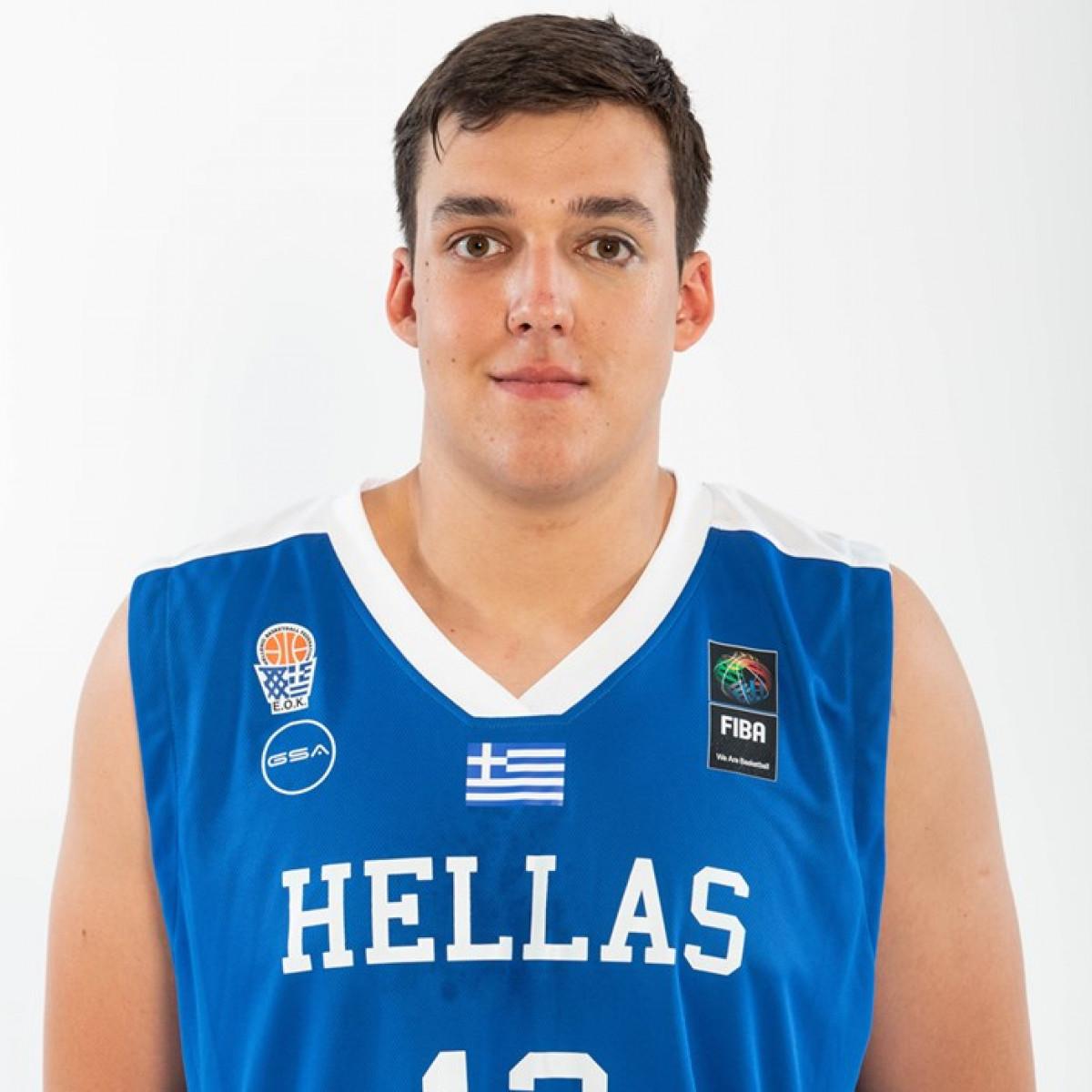 Photo of Konstantinos Kadras, 2019-2020 season