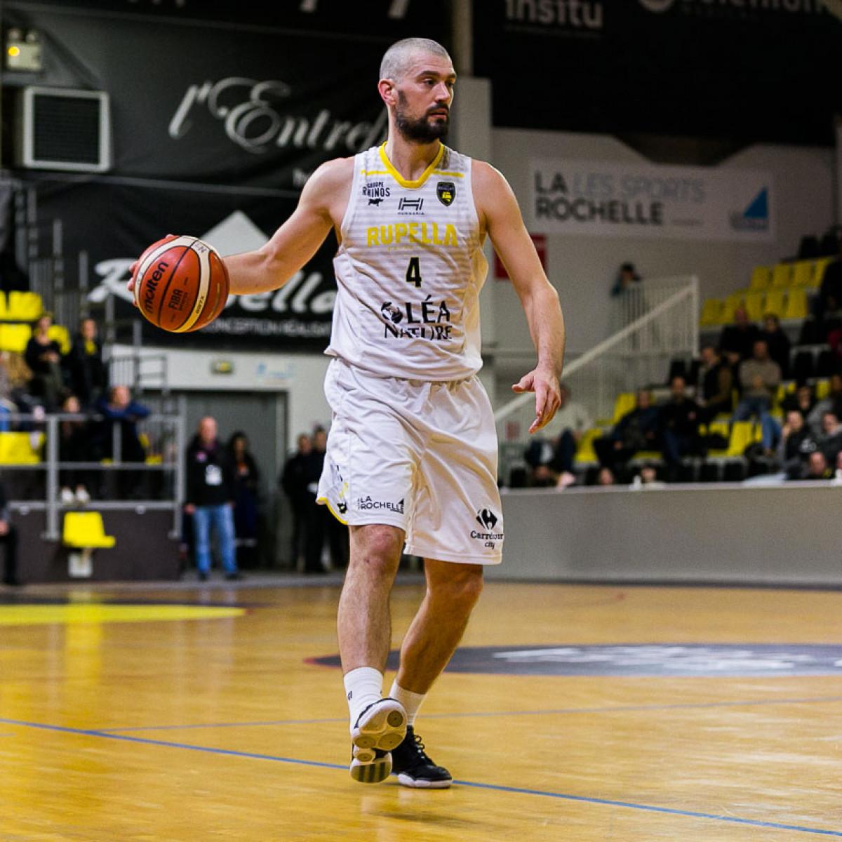 Photo of Guillaume Costentin, 2018-2019 season