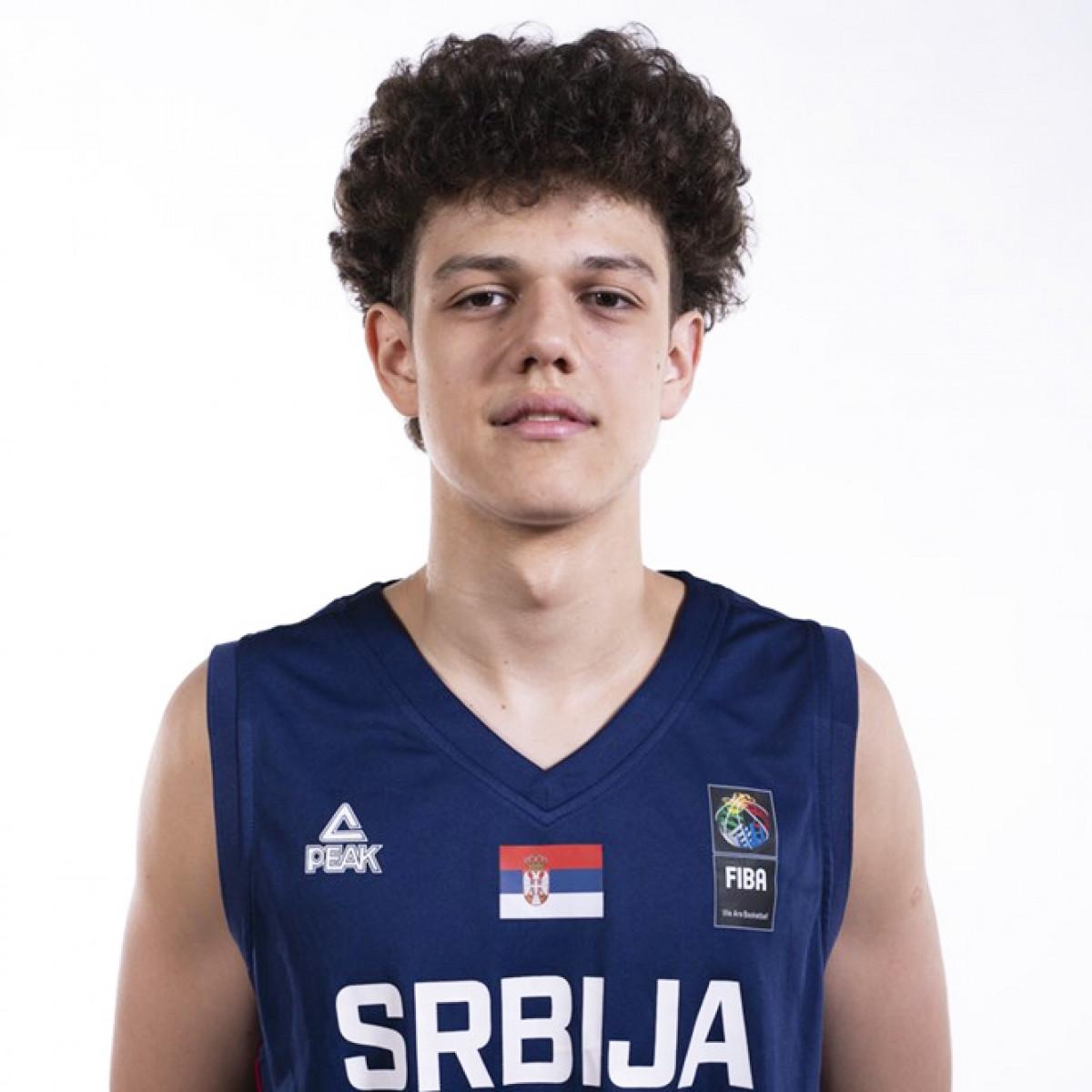 Photo of Uros Trifunovic, 2019-2020 season
