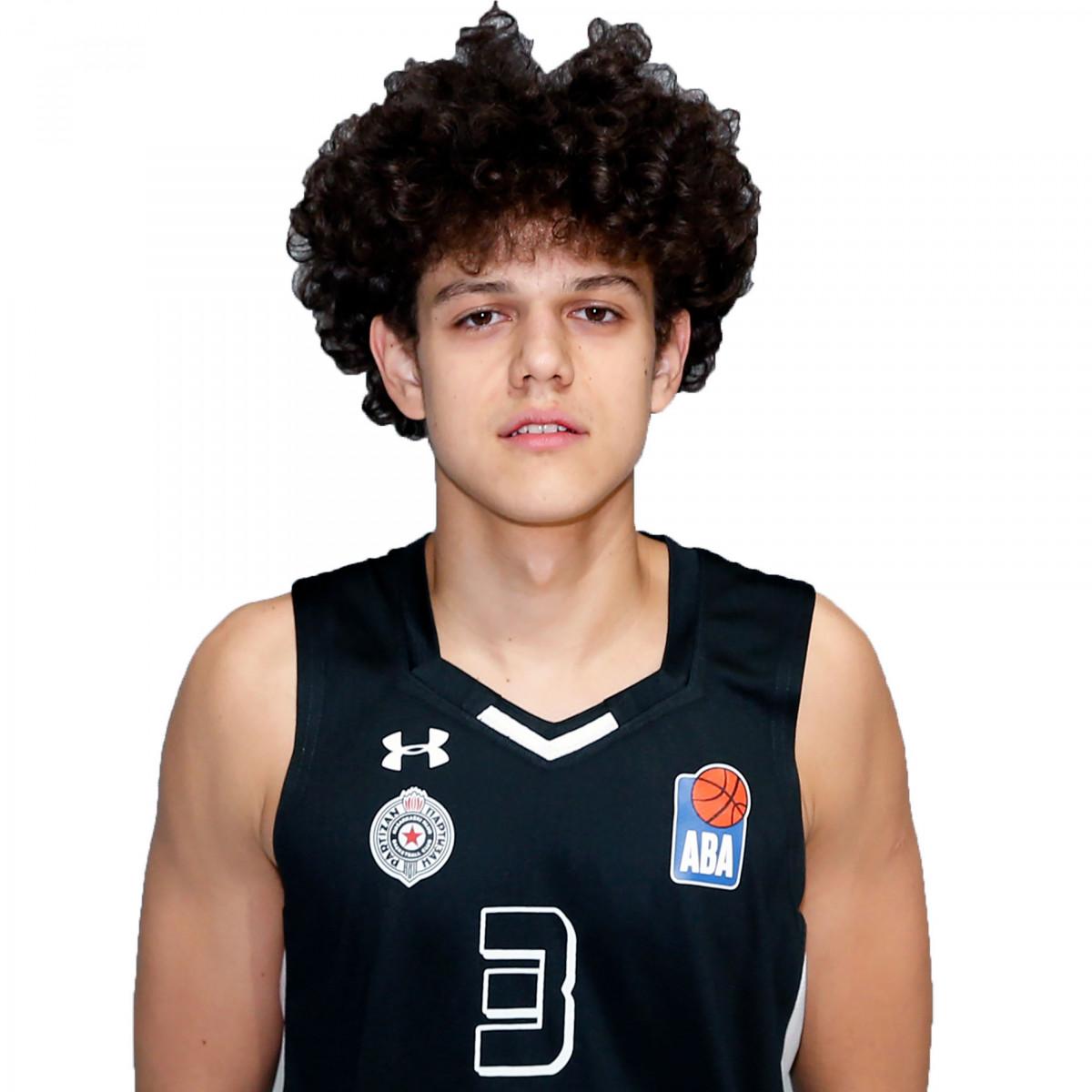Photo of Uros Trifunovic, 2018-2019 season