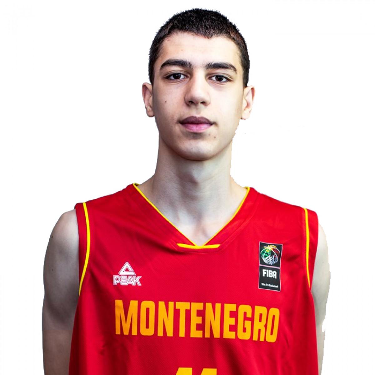 Photo of Andrija Grbovic, 2019-2020 season