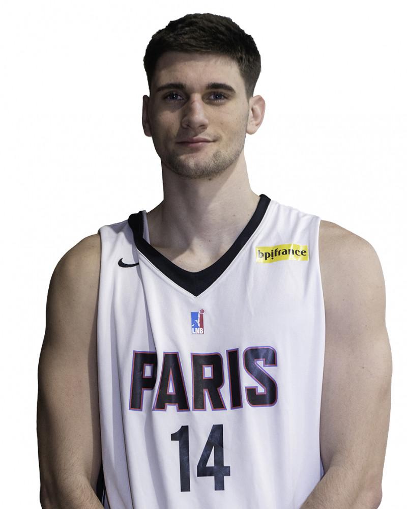 Photo of Dustin Sleva, 2018-2019 season
