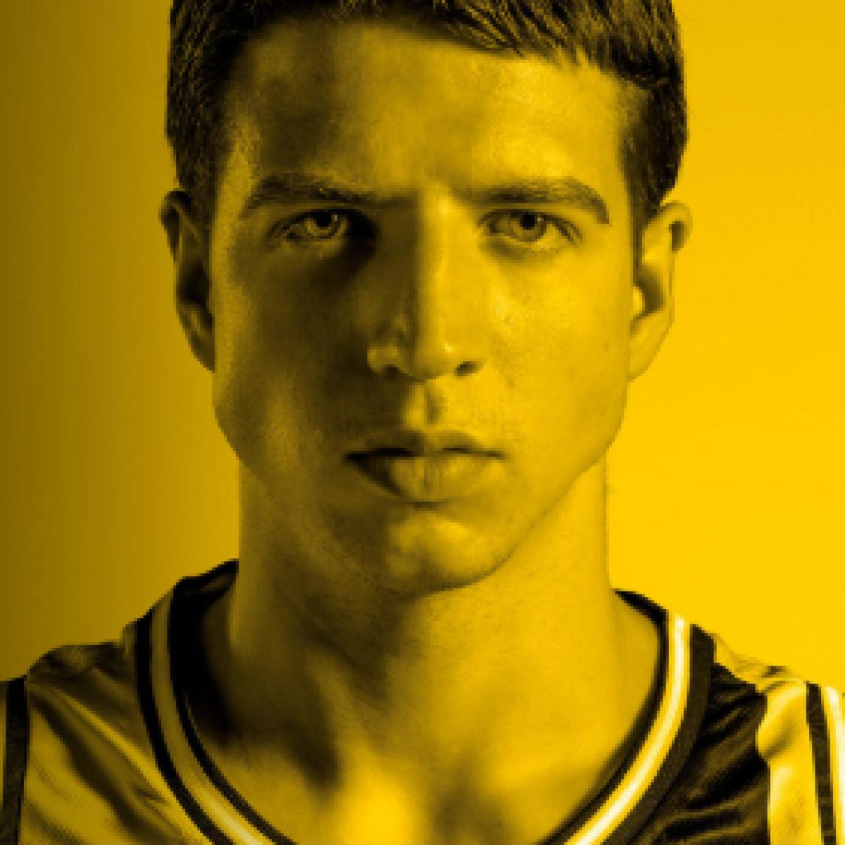 Photo of Tanner Leissner, 2019-2020 season