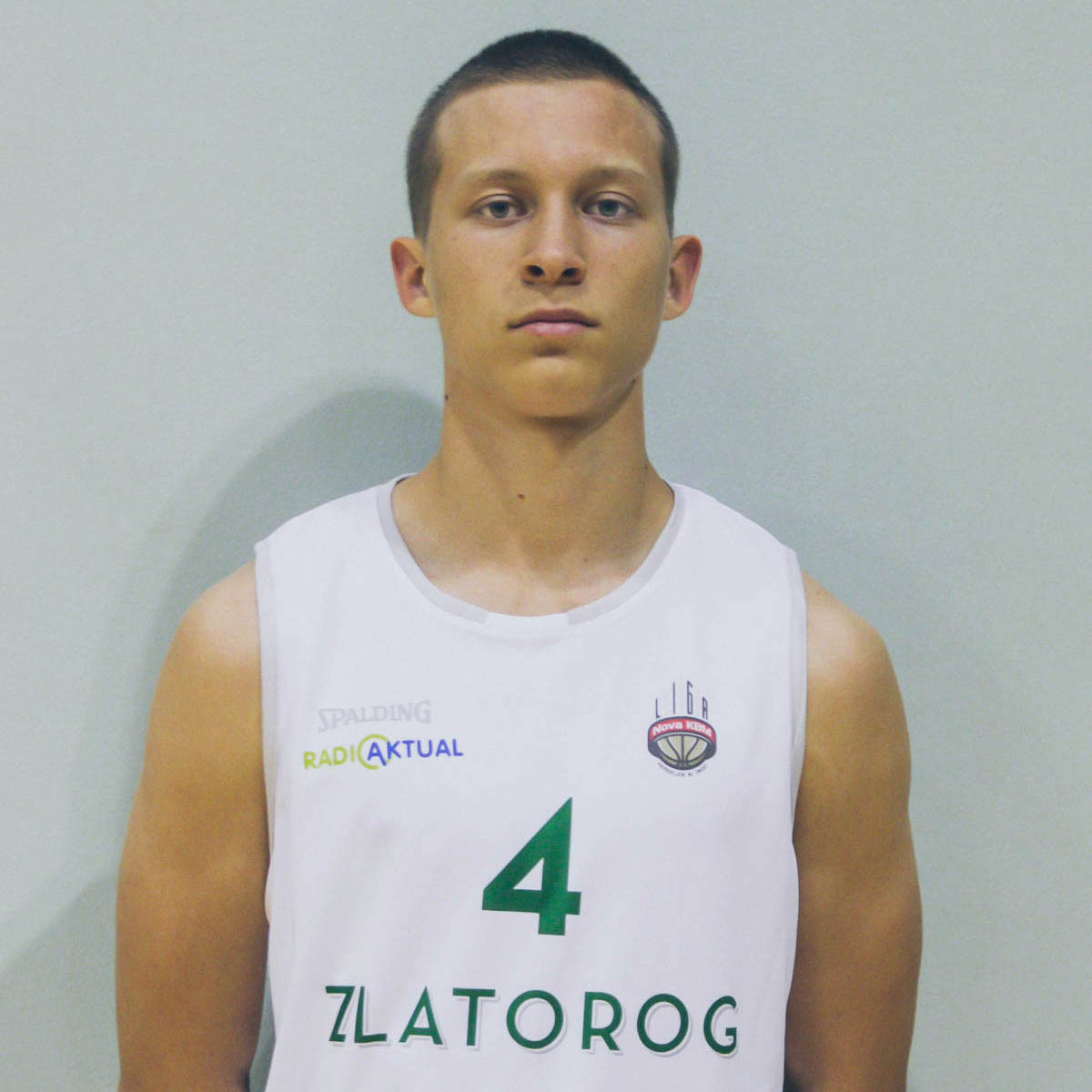 Photo of Jure Ivsek, 2018-2019 season