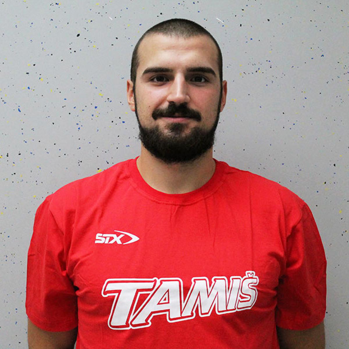Photo of Bratislav Labudovic, 2018-2019 season
