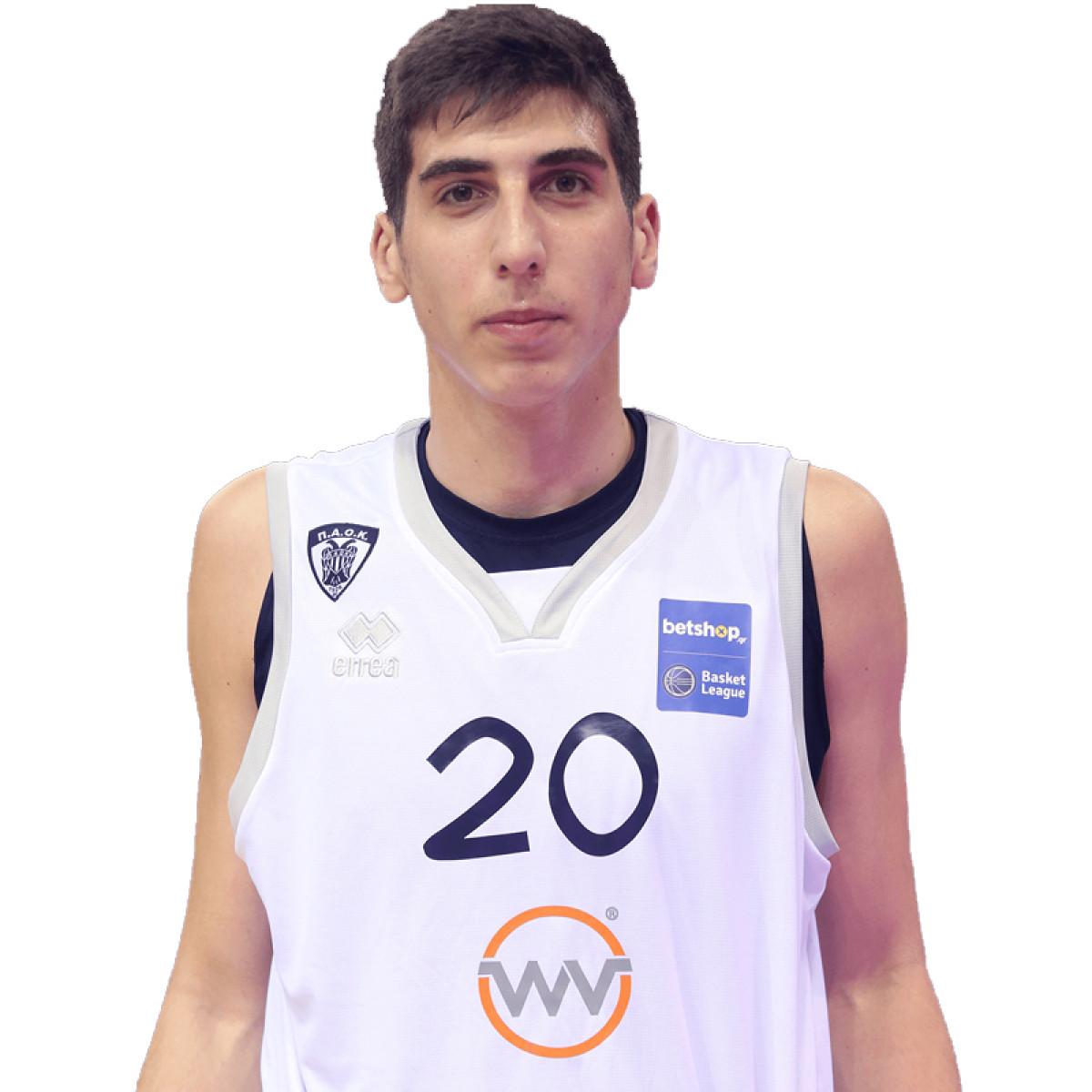 Photo of Konstantinos Iatridis, 2018-2019 season