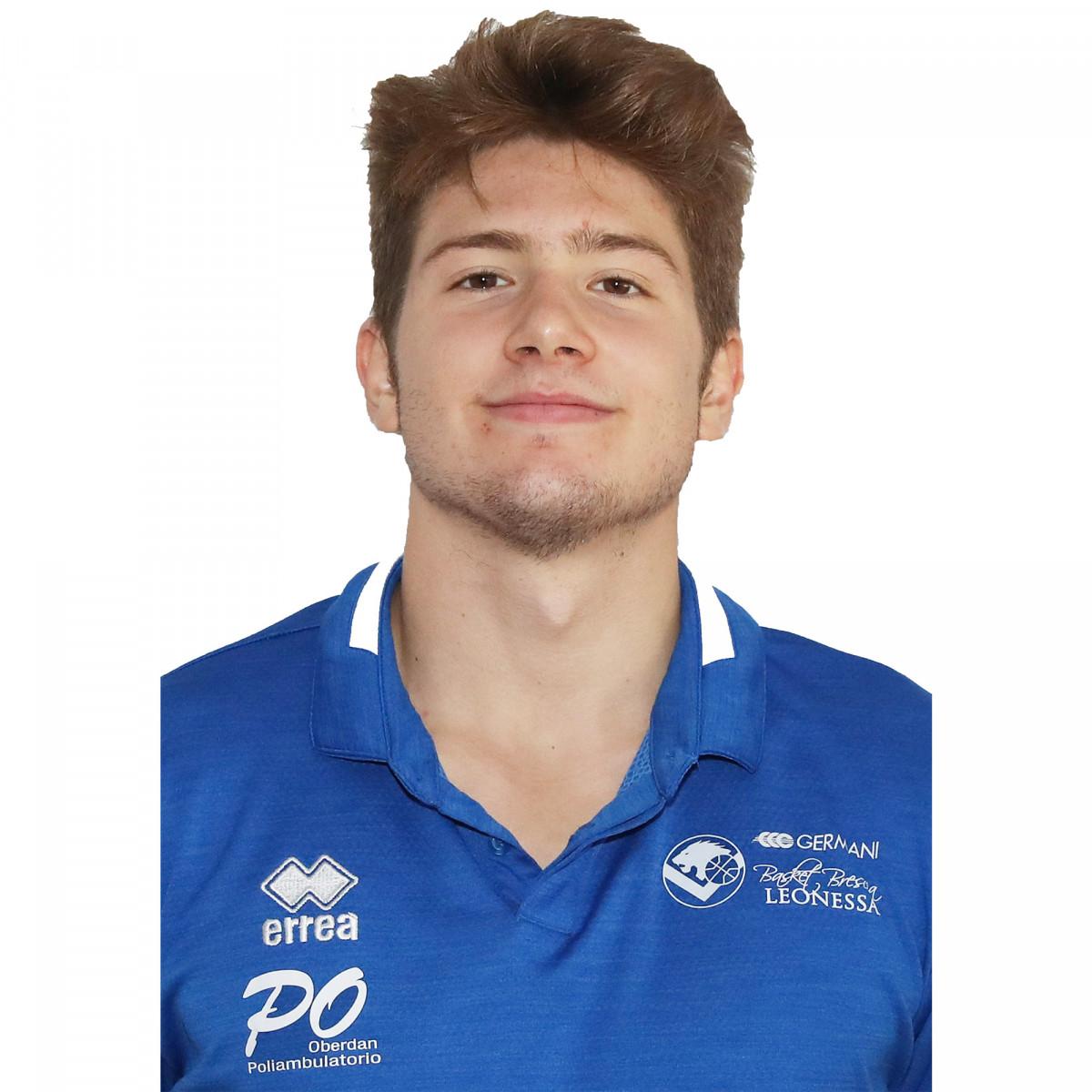 Photo of Giacomo Veronesi, 2019-2020 season