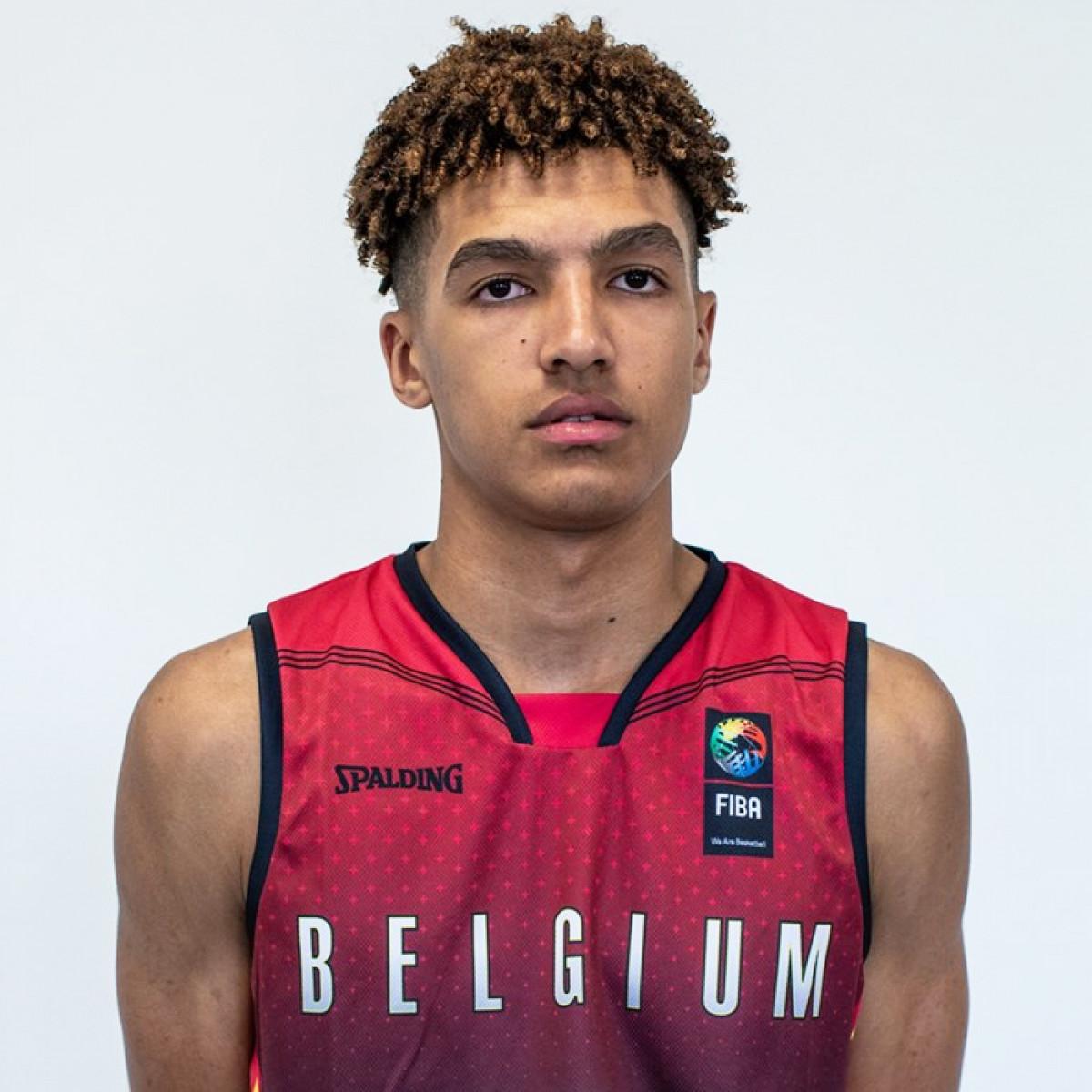 Photo of Sean Pouedet, 2019-2020 season