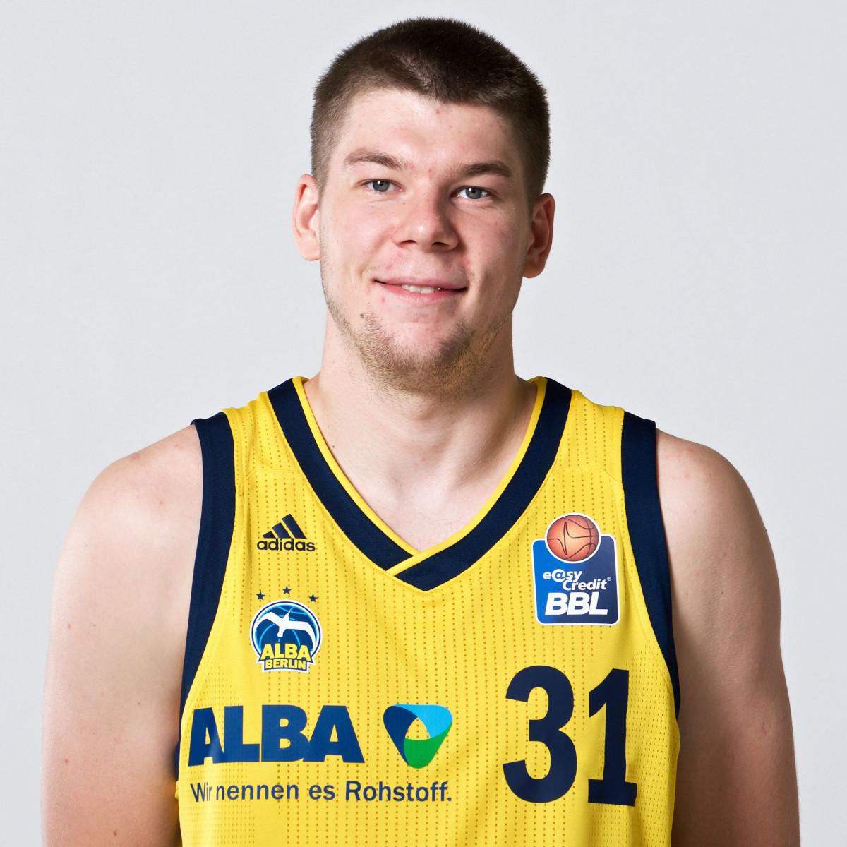 Photo of Rokas Giedraitis, 2018-2019 season