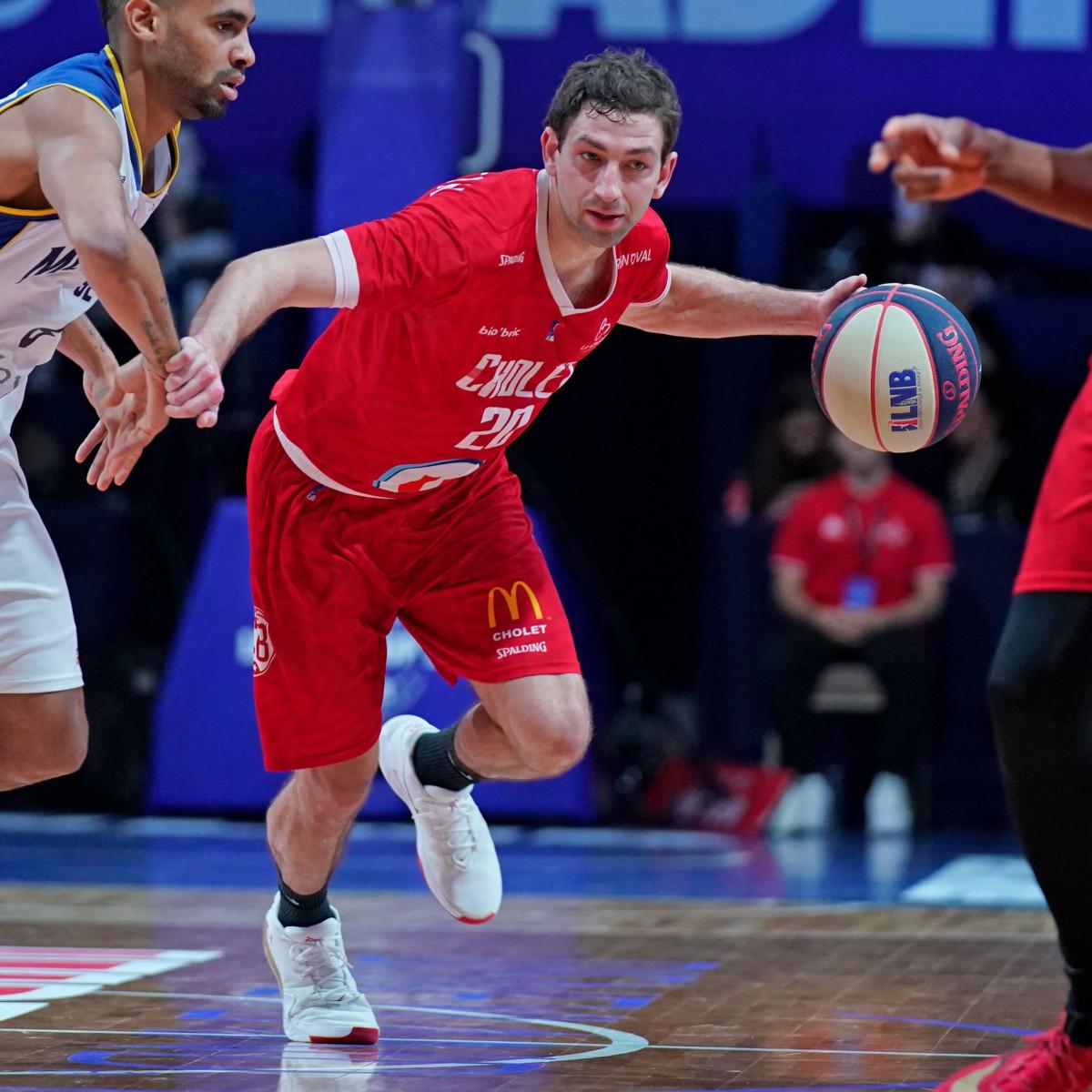Photo of Michael Stockton, 2019-2020 season