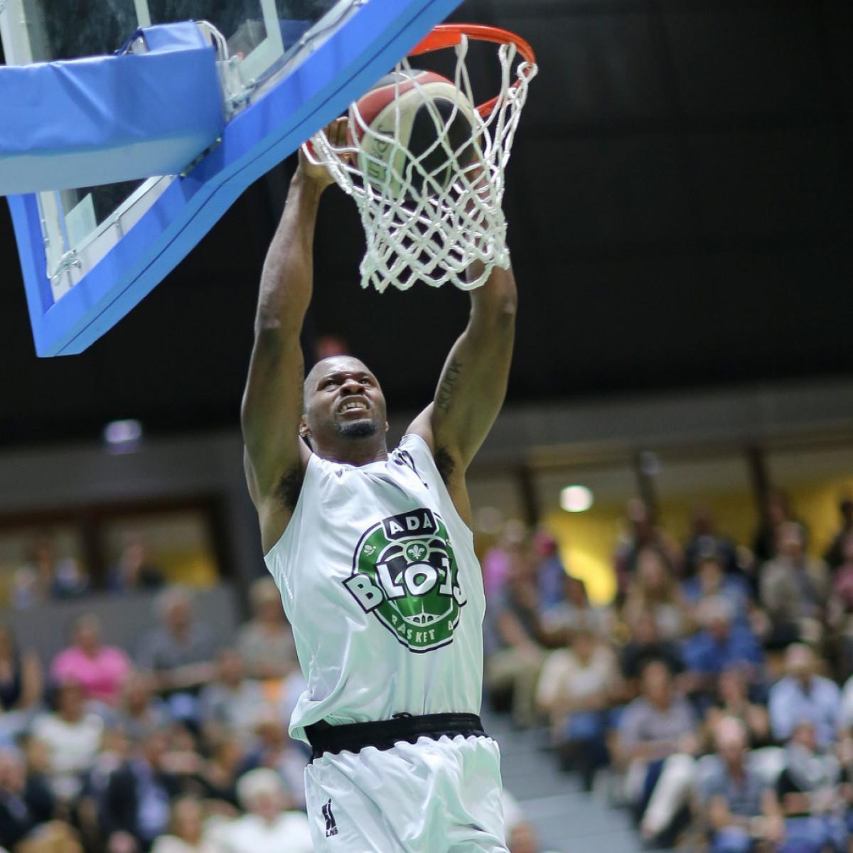 Photo of Tyren Johnson, 2018-2019 season