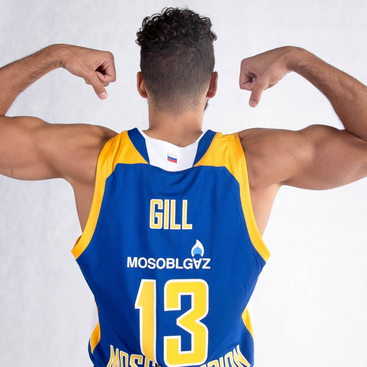 Photo of Anthony Gill, 2017-2018 season